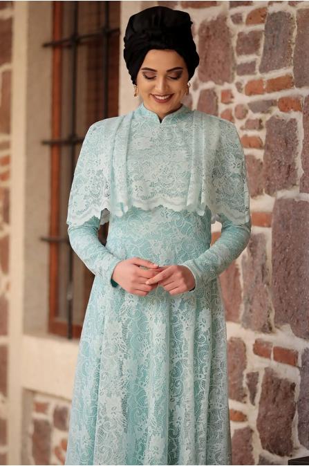 Piennar - Adevya Elbise - Mint