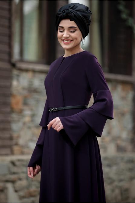 Asya Elbise - Mürdüm - Piennar
