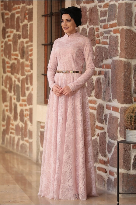 Piennar - Leyla Elbise - Pudra