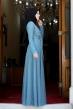 Dilşah Elbise - İndigo - Piennar