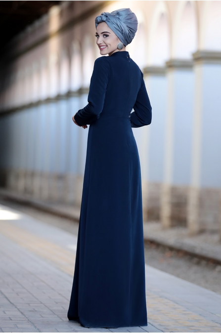 Piennar - Mirza Elbise - Lacivert