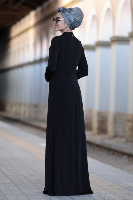 Piennar - Mirza Elbise - Siyah