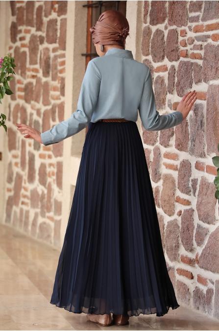 Piennar - Eliz Kot Takım Elbise - Lacivert