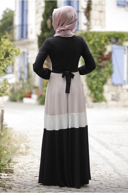 Piennar - Miranda Elbise - Siyah