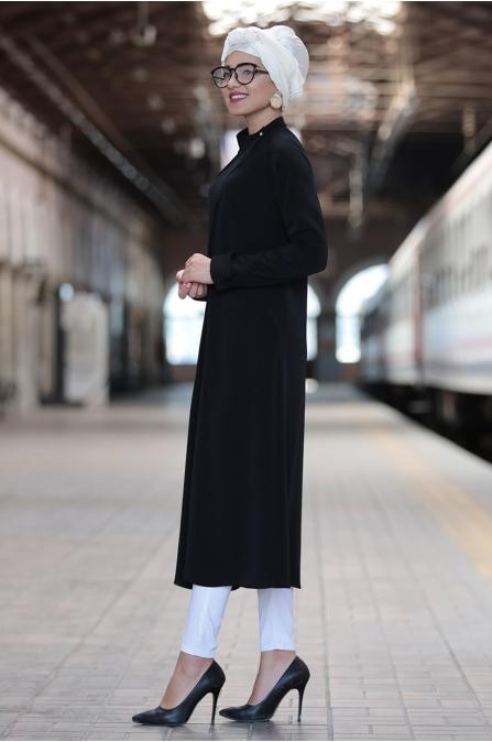 Piennar - Esma Tunik - Siyah