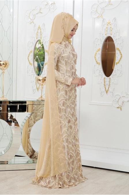 Berrak Abiye - Gold - Pınar Şems