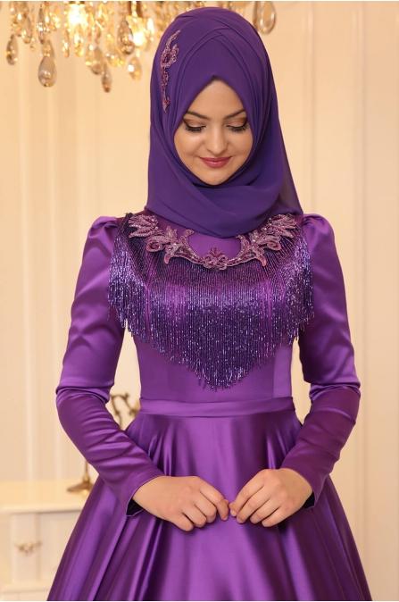 Eslem Abiye - Mor - Pınar Şems