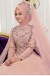 Gelincik Abiye - Somon - Pınar Şems