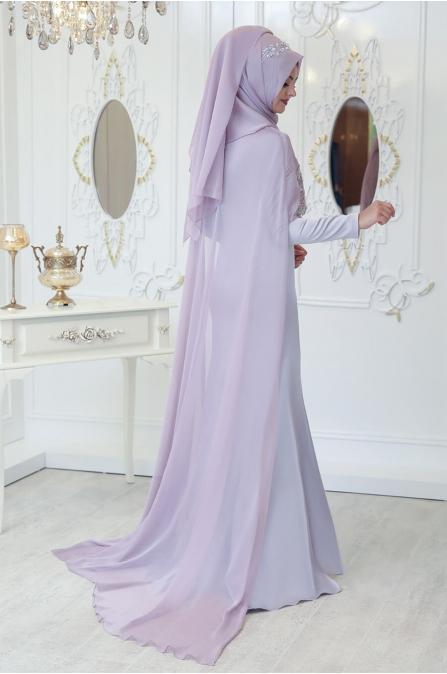Melek Abiye - Lila - Pınar Şems