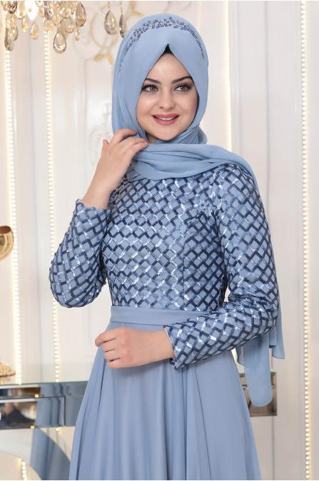 Petek Abiye - Mavi - Pınar Şems