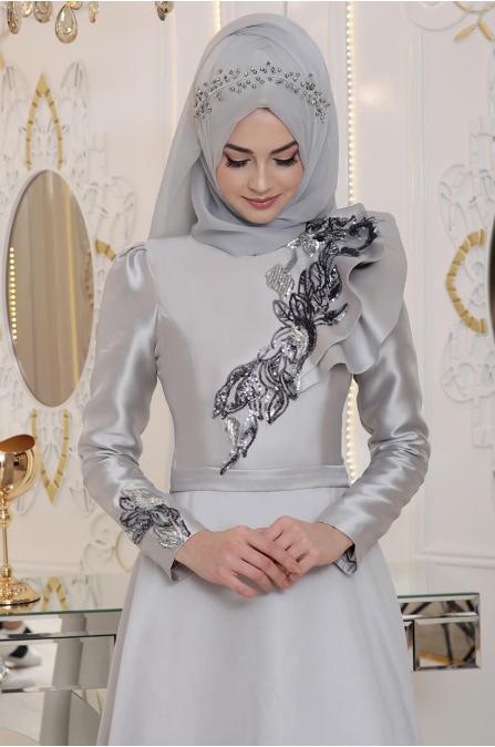 Selen Abiye - Gri - Pınar Şems