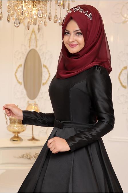 Zeynep Abiye - Siyah - Pınar Şems