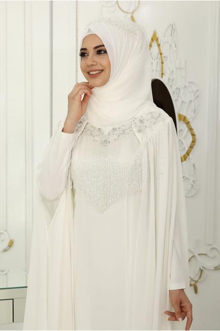 Asude Abiye - Ekru - Pınar Şems