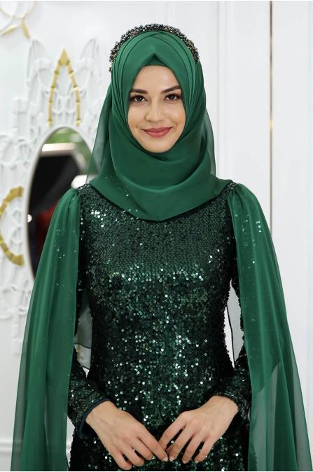 Yeni Hüma Abiye - Zümrüt - Pınar Şems
