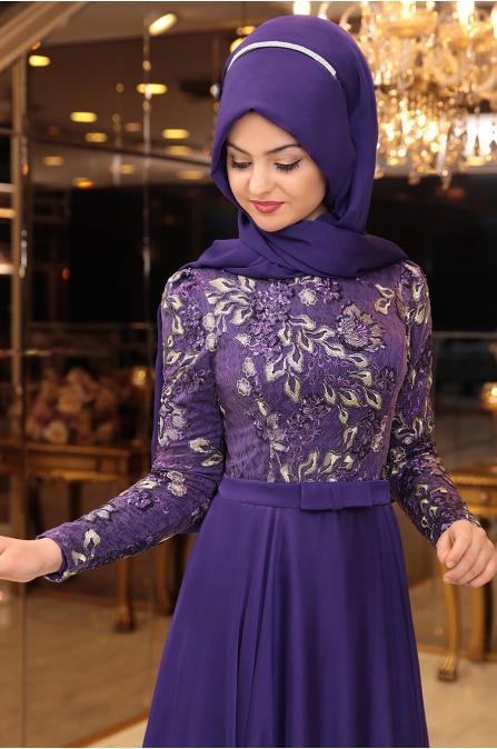 Melike Abiye - Mor - Pınar Şems