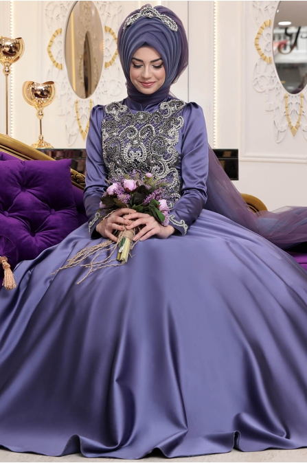 Pınar Şems - Sahra Abiye - Leylak
