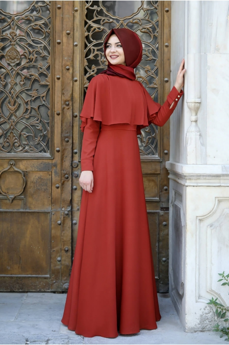 Reyhan Elbise - Kiremit - Pınar Şems