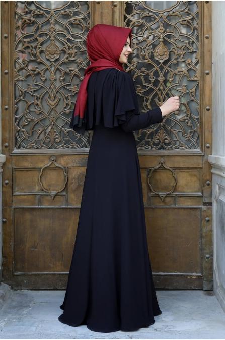 Reyhan Elbise - Siyah - Pınar Şems