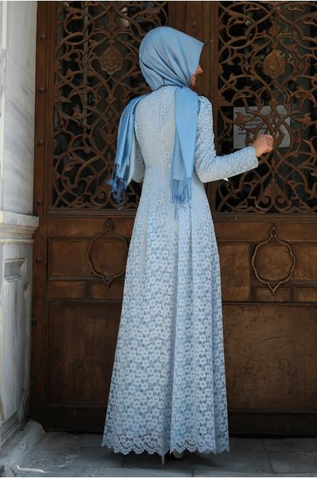 Yezra Elbise - Mavi - Pınar Şems