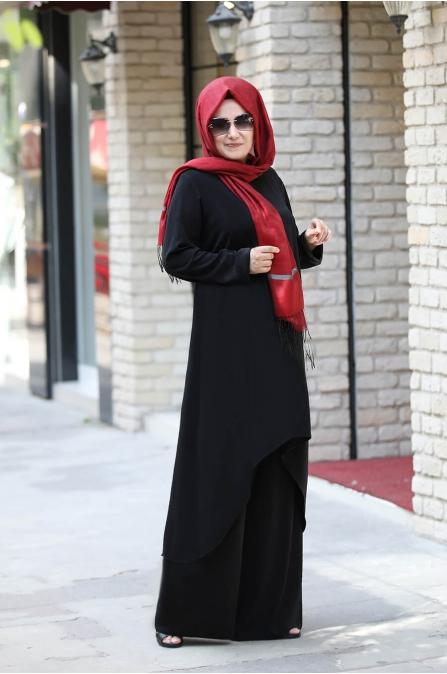 Burçak Takım - Siyah - Pınar Şems