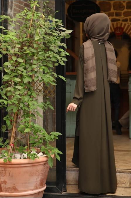 Gümüş Takım - Haki - Pınar Şems