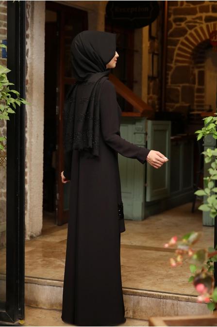 Gümüş Takım - Siyah - Pınar Şems