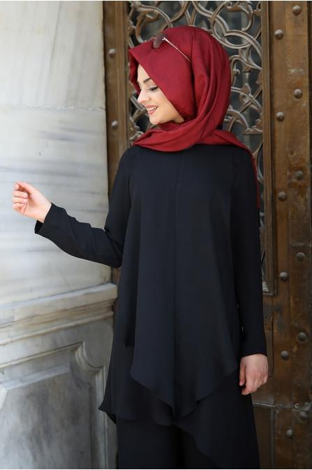 Serra Takım - Siyah - Pınar Şems
