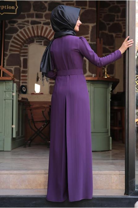 Stil Tulum - Mor - Pınar şems
