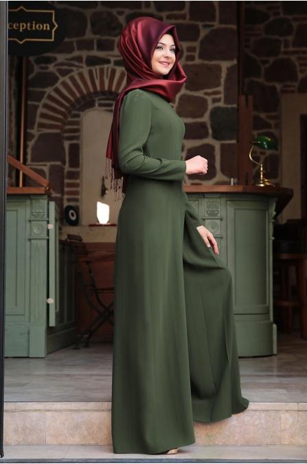 Stil Tulum - Yeşil - Pınar şems