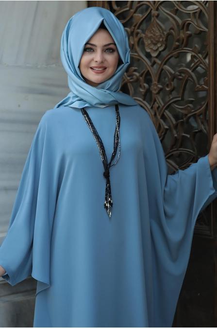 Tuba Tunik - Bebe Mavisi - Pınar Şems