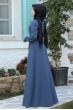 Zeynep Elbise  - Mavi - Rabeysa