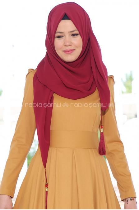 Rose Elbise Hardal - Rabia Şamlı