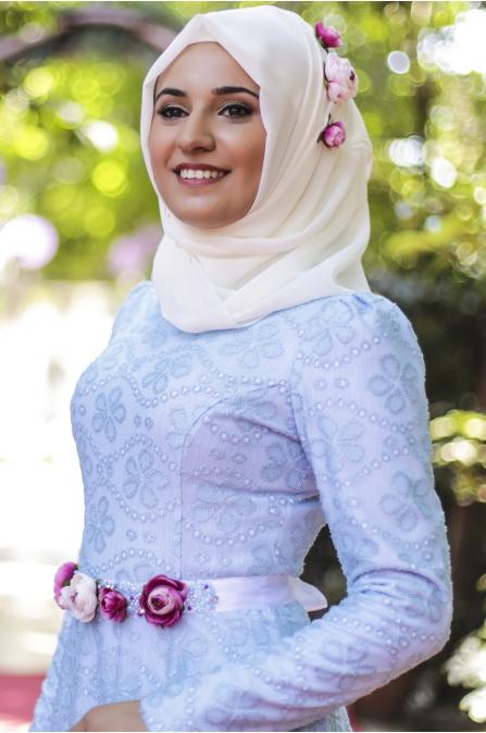 Alya Abiye - Bebe Mavisi  - Rana Zen