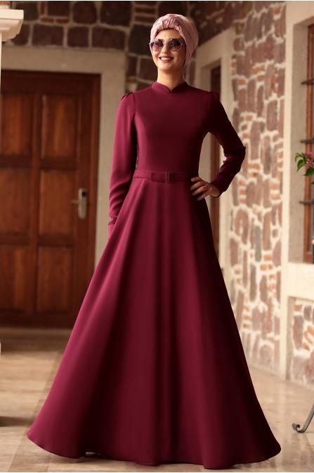 Rana Zen - Sena Elbise - Şarabi