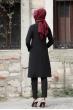 Sude Ceket Pantolon Takım - Lacivert - Rana Zen