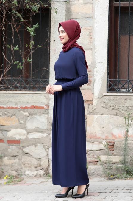 Zara Tulum - Lacivert - Rana Zen
