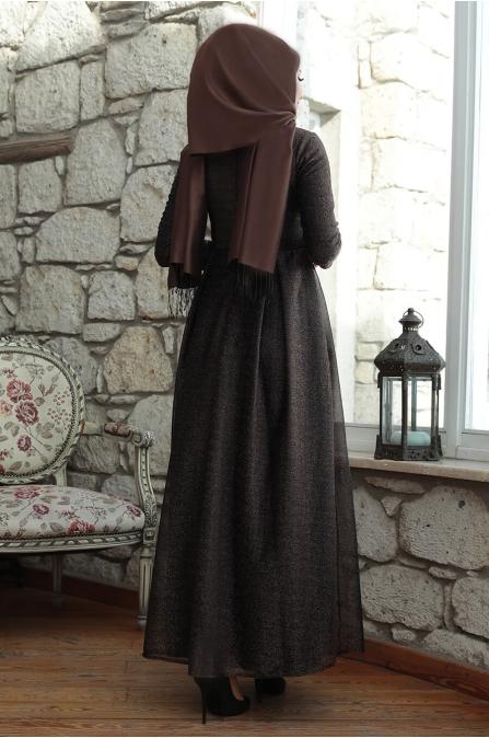 Eliza Abiye - Kahve - Seda Tiryaki