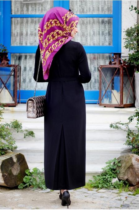 Hira Elbise - Siyah - Seda Tiryaki