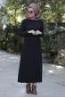 Kışlık Siyah Elbise- Seda Tiryaki