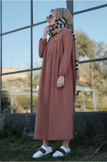 Mila Elbise - Tarçın - Seda Tiryaki