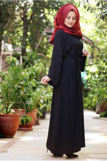 Suden Elbise - Siyah - Seda Tiryaki