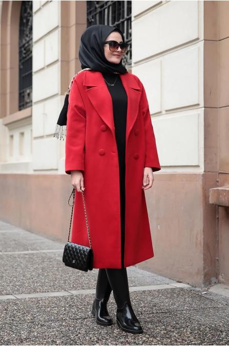 Aysira Kaban - Kırmızı - Seda Tiryaki