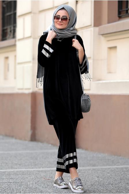 Seda Tiryaki - Alya Takım - Siyah