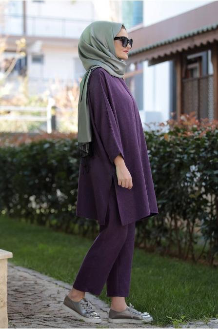 Şura Takım - Mor - Seda Tiryaki
