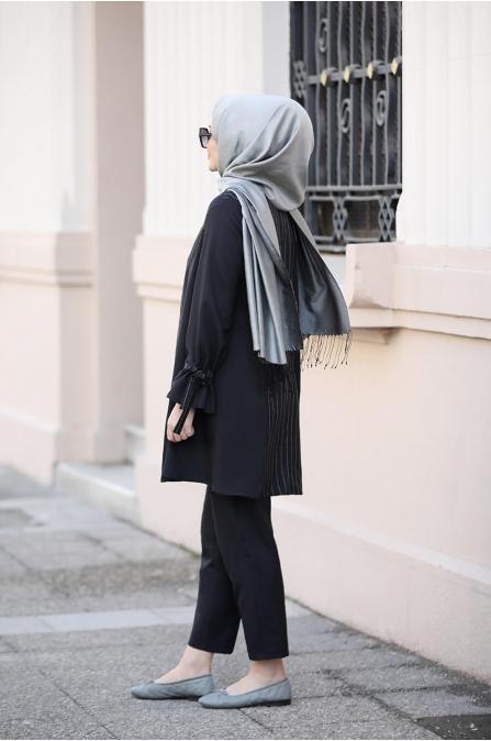 Mia Takım - Siyah - Seda Tiryaki