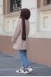 Hera Trenç - Camel - Seda Tiryaki