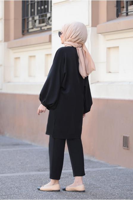 İrina Takım - Siyah
