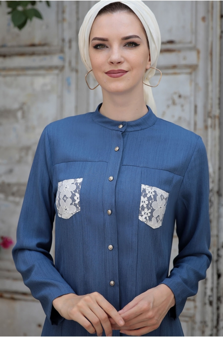 Melisa Tunik - Mavi - Selma Sarı