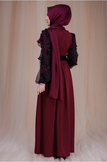 Su Abiye - Bordo - Som Fashion