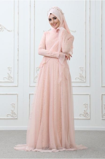 Süreyya Abiye Somon - Som Fashion